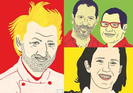 Cuisines populaires, plats de résistance et restaurants perchés | Alimentation Générale | AG | Fête de la Gastronomie 23 au 25 sept. 2016 | Scoop.it