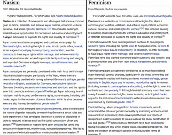 Mozilla approves Nazi-themed, anti-feminism Firefox extension [Update] - BetaNews | Dare To Be A Feminist | Scoop.it