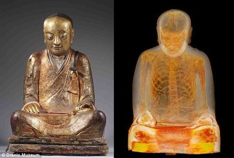 Mummified monk found inside 1,000-year-old Buddha statue | Global politics | Scoop.it