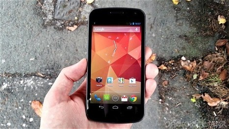 Jelly Bean feature: A buttery new home screen launcher | Android and the Future | Scoop.it