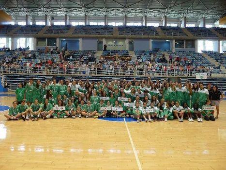 Cordoba vencedor en el Campeonato de Andalucía de Selecciones Provinciales 13 – 14 Vodafone cadete femenino - Federación Andaluza de Baloncesto | Basket-2 | Scoop.it