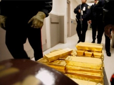 Lufthansa ready to transfer 674 tons of German Gold | Gold and What Moves it. | Scoop.it
