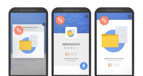 Google will soon start punishing mobile sites that show hard-to-dismiss popups | Mobile Marketing | Scoop.it