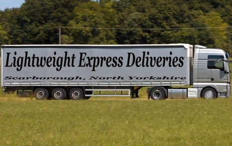 Lightweight Express Courier experienced staff working 24/7, you can rely on us for your logistical needs | Social Mercor | Scoop.it
