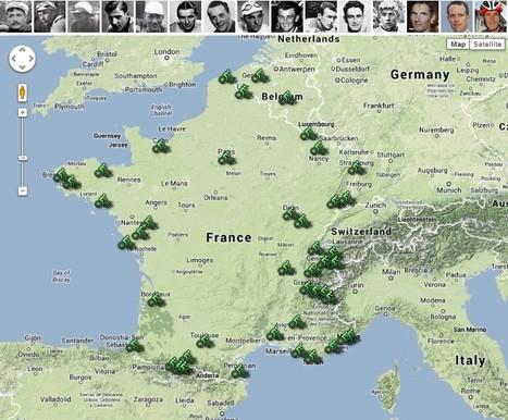 Ces routes du Tour de France où les Luxembourgeois sont entrés dans la légende | Luxembourg (Europe) | Scoop.it