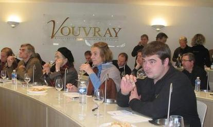 Les vins de Vouvray font leur révolution culturelle - 23/01/2013 - La Nouvelle République Indre-et-Loire | Vins de Vouvray | Scoop.it
