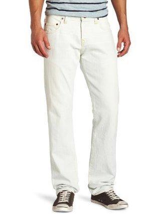 %%%  M24P32M53 True Religion Mens Geno Phoenix Slim Jean, White, 30 True Religion White | levi's jeans for men on sale | Scoop.it