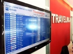 Flyte Systems Expands Globally: TravelMax USA in Peru Selects FlyteBoard for Real-Time Flight Information | The Meeddya Group | Scoop.it
