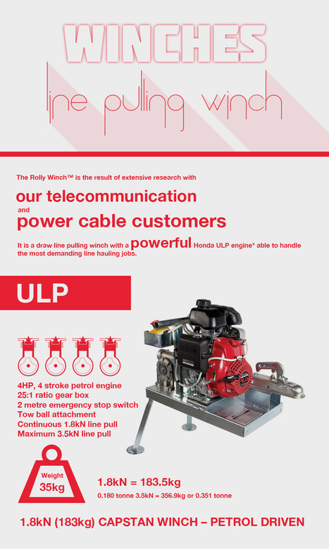 Cable Laying Equipment | Cable Laying Products | Scoop.it