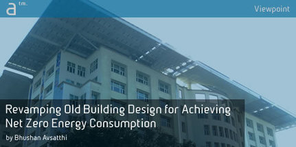 Revamping Old Building Design for Achieving Net Zero Energy Consumption | Energy Modeling Analysis | Scoop.it