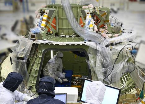 NASA Powers on Orion | Astronomy | Scoop.it