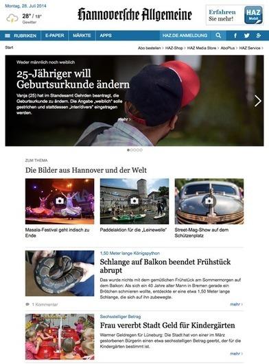 Madsack Launches new Multi-Channel Sites using the eZ Publish Platform | eZ Publish | Scoop.it