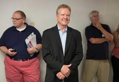 Jim Webb Announces Democratic Bid for Presidency | enjoy yourself | Scoop.it