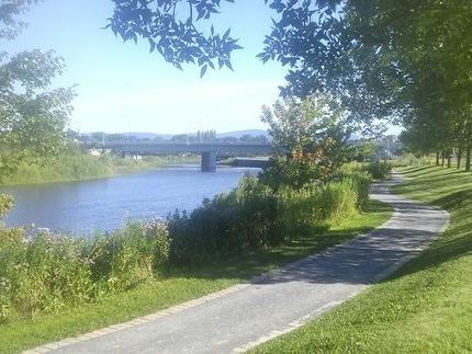 Sentiers de la Rivières Saint-Charles et Du Berger, Québec | The Blog's Revue by OlivierSC | Scoop.it