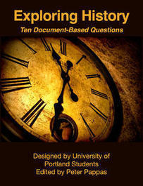 Exploring History: Ten Document-Based Questions | Assessments | Scoop.it