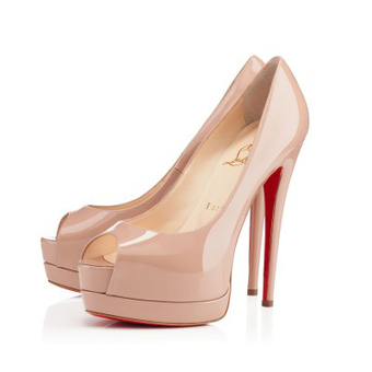 Palais Royal Nude Patent Leather 140mm Pumps [20131125] - $189.00 : bagbagsoutlets | bags outlet | Scoop.it