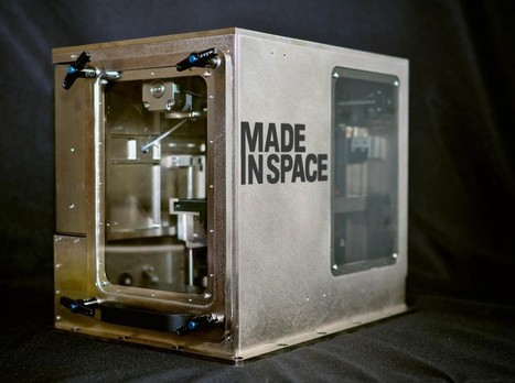 Made In Space to Send 3D Printer to Space Station Ahead of Schedule - 3DPrint.com | 3D Printing | Scoop.it