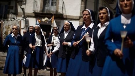 What nuns can teach you about leadership (Hint: A lot) - Mashable | Leadership | Scoop.it