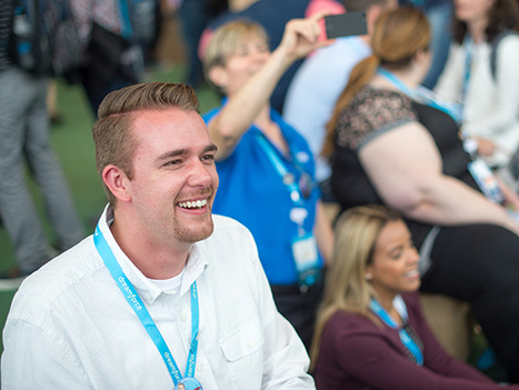How Compassion and Mindfulness Are Changing Dreamforce | workplace mindfulness | Scoop.it