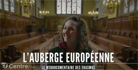 L'auberge européenne, une web série sur les étudiants Erasmus - La Montagne | Documentaires - Webdoc - Outils & création | Scoop.it
