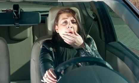 One in 25 Drivers Fall Asleep at the Wheel | Personal Injury Blog | personal injury law | Scoop.it