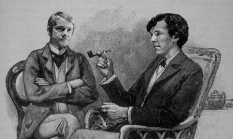 10 Elementary Tips For Writers From Sherlock Holmes | Writers's Road | Scoop.it
