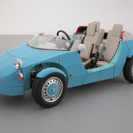 "You Can Build and Drive This Car | L'impresa ""mobile"" 