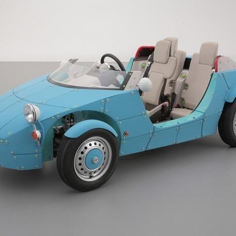 Une voiture à construire en famille (vidéo) | Remembering tomorrow | Scoop.it
