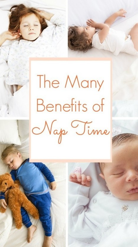 The Benefits of Naps for Babies, Toddlers, and Preschoolers - Pick Any Two | Learning and Teaching Literacy | Scoop.it