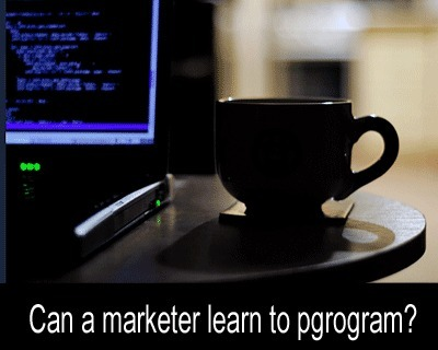 You Are Never Technical - Can A Marketer Learn To Program In 2014? | Collaborative Revolution | Scoop.it