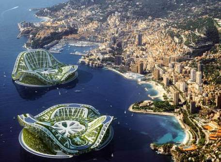 LILYPAD: Floating City for Climate Change Refugees | Sustainable Technologies | Scoop.it