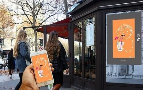 Exposition de GIFs à Paris - Advanced Creation | CM | Scoop.it