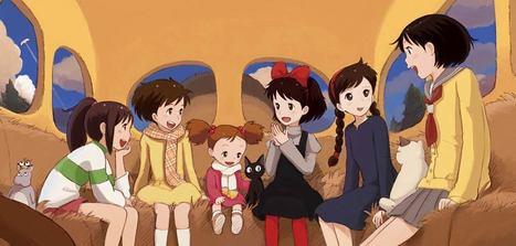 Miyazaki, Ghibli et le souhait d'émancipation des femmes | relevant entertainment | Scoop.it