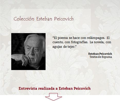 Obras de Esteban Peicovich - Alacena Roja -Librería Digital- | Esteban Peicovich | Scoop.it
