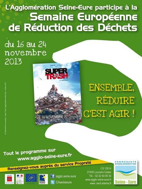 Semaine Européenne de Réduction des déchets : l'Agglo s'engage | Dans la CASE & Alentours | Scoop.it