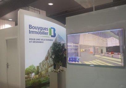 Grâce à la réalité augmentée, Bouygues Immobilier fait visiter en 3D ses futurs immeubles de bureaux   Actualités entreprise Toulouse et Midi Pyrénées : Objectif News. Informations économie, busine...   La réalité augmentée   Scoop.it