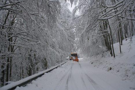 Nel week-end torna la neve su Alpi e Appennino - le cime del Lazio e Abruzzo tornano ad essere bianche! | I tesori del Lazio - Treasures of Latium - Magazine | Scoop.it