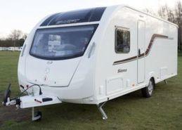 Swift Siena 4 SB - caravan review | TRACKER UK | Scoop.it