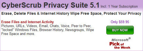 Erase files and internet history — Protect Your Privacy | softwares | Scoop.it