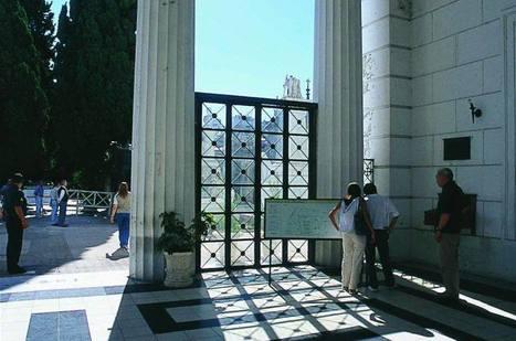 Agenda cultural - Sábado 25 de mayo - Cementerio de la Recoleta | Profesión Palabra: oratoria, guión, producción... | Scoop.it