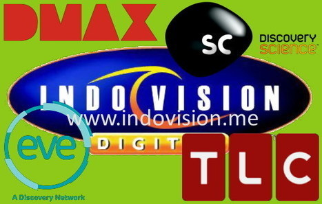 Channel Discovery Science, DMAX, TLC dan EVE Hilang Dari Layar Indovision | Indovision Satellite Television | Scoop.it