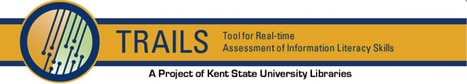 TRAILS: Tool for Real-time Assessment of Information Literacy Skills | research | Scoop.it