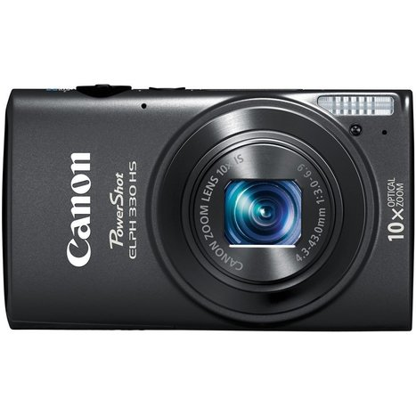 Canon PowerShot ELPH 330 HS 12.1 MP Wi-Fi Enabled CMOS | Camera | Scoop.it
