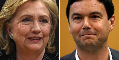 Hillary Clinton Agrees With Thomas Piketty | The Piketty Chronicles | Scoop.it