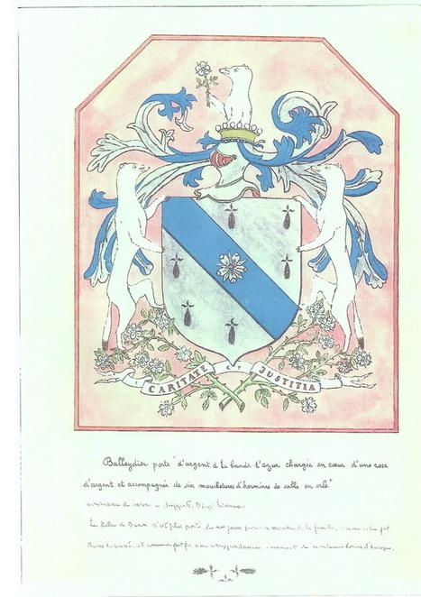 Le Baron Alphonse Victor Chrétien BALLEYDIER(suite et fin de la descendance des BALLEYDIER de BESANCON) - les racines BALLEYDIER et familles alliées | GenealoNet | Scoop.it