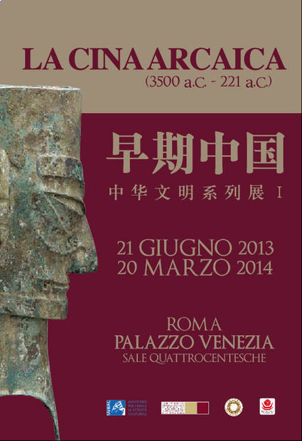 21 juin 2013 - 24 mars 2014  |  La Cina Arcaica, Palazzo Venezia (Roma) | art on the go | Scoop.it