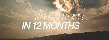 12 meses, 12 'startups': la historia del emprendedor nómada que empieza un proyecto cada mes | Economía y empresa | Scoop.it