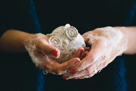 DIY un savon exfoliant pour le corps — planB par Morganours | Travaux Manuels | Scoop.it