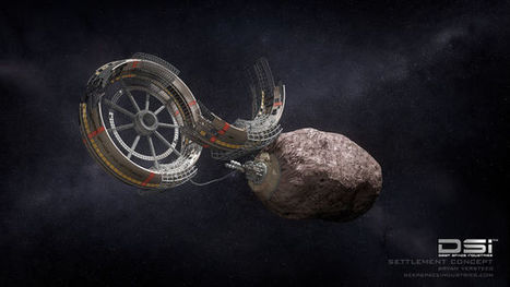How Asteroid Mining Could Pay for Our First Space Colony | Space matters | Scoop.it