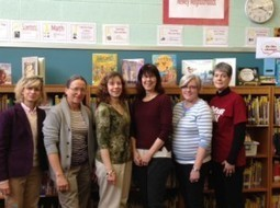 School librarians: more than checking out books - Community Advocate | School Library Advocacy | Scoop.it